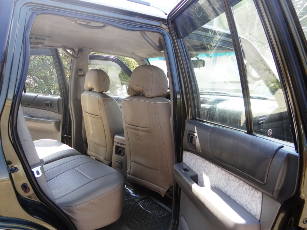 4x4 Nissan PATROLY61 GR